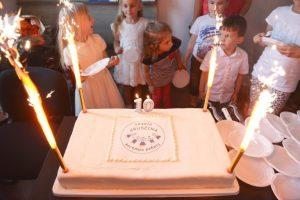 torta 10 let