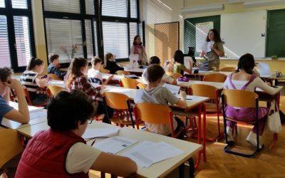 5. olimpijada v znanju ruskega jezika