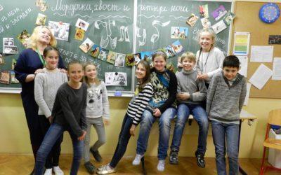 Popestritev pouka z zanimivi šolskimi projekti